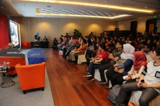 Dua Pelaku Startup Mancanegara Berbagi Pengalaman di Surabaya