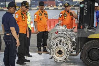 KNKT: Sinyal CVR Lion Air JT 610 Mati Sejak Dua Hari Lalu