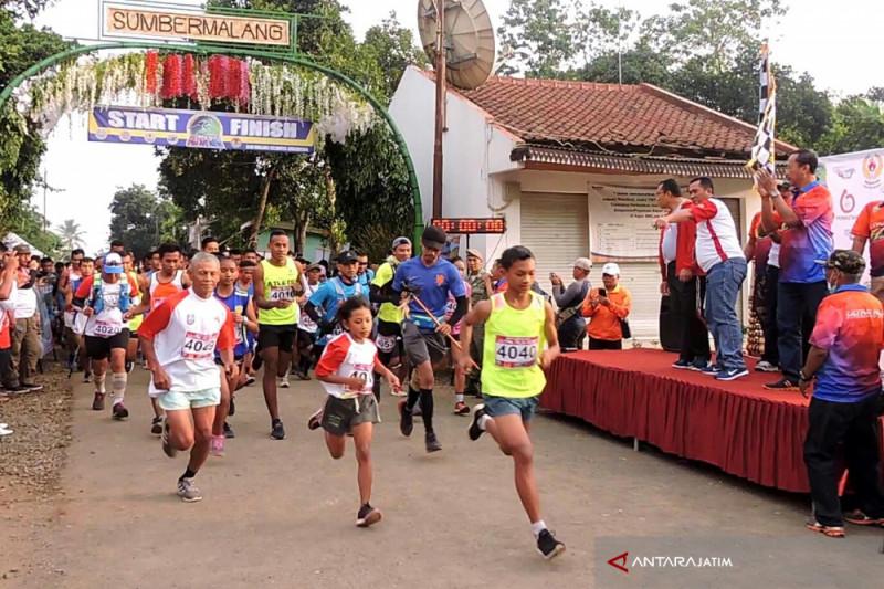 """1.555 Pelari Semarakkan """"Situbondo Ultra Run"""""""