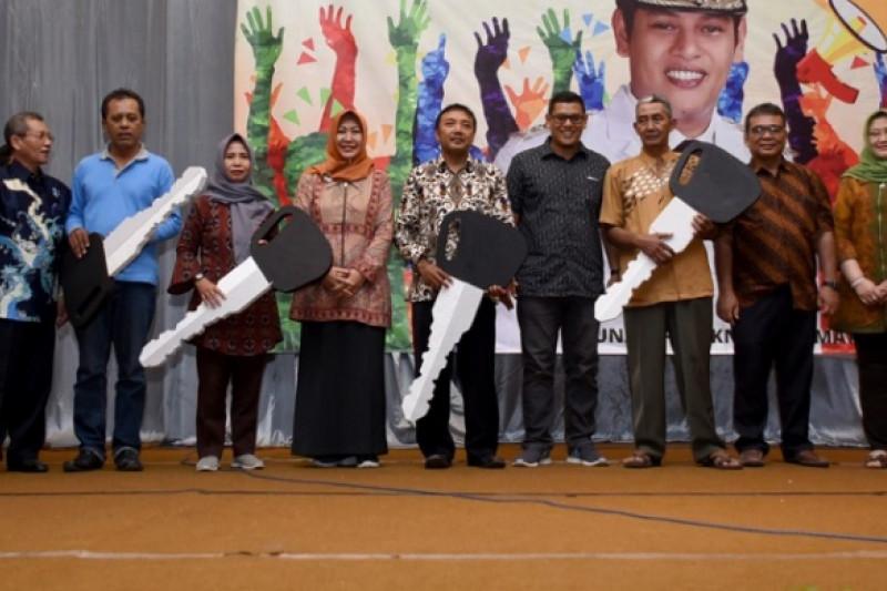 Wali Kota Kediri Apresiasi Warga Aktif Bayar PBB