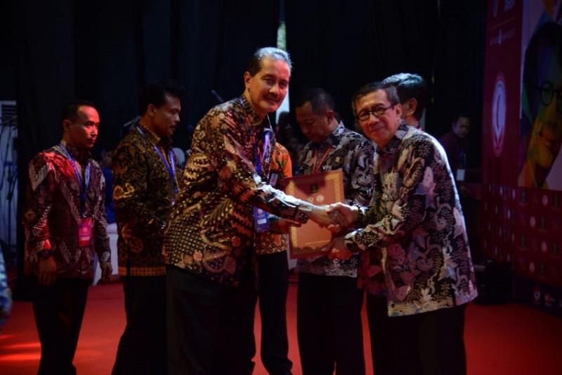 Pemkot Kediri Raih Penghargaan Kota Peduli HAM
