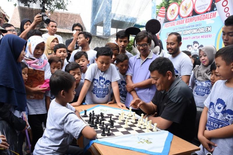 Pemkot Kediri Selenggarakan Festival Anak