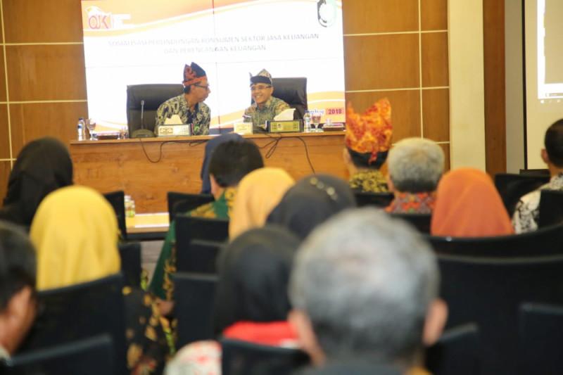 Ratusan Pegawai OJK Gelar Pertemuan di Banyuwangi
