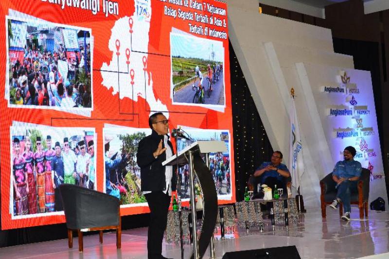 Bupati Anas Bagi Pengalaman Kembangkan Pariwisata Banyuwangi dengan NTT