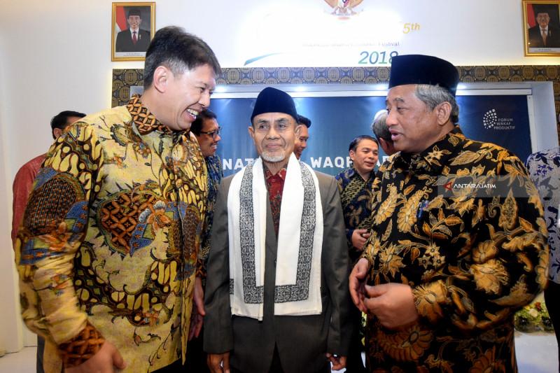 Penghargaan Badan Wakaf Achievement 2018