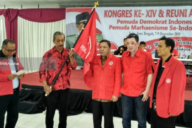 Pemuda Demokrat Indonesia Siapkan Gerakan Nasionalisme Tanpa Sekat