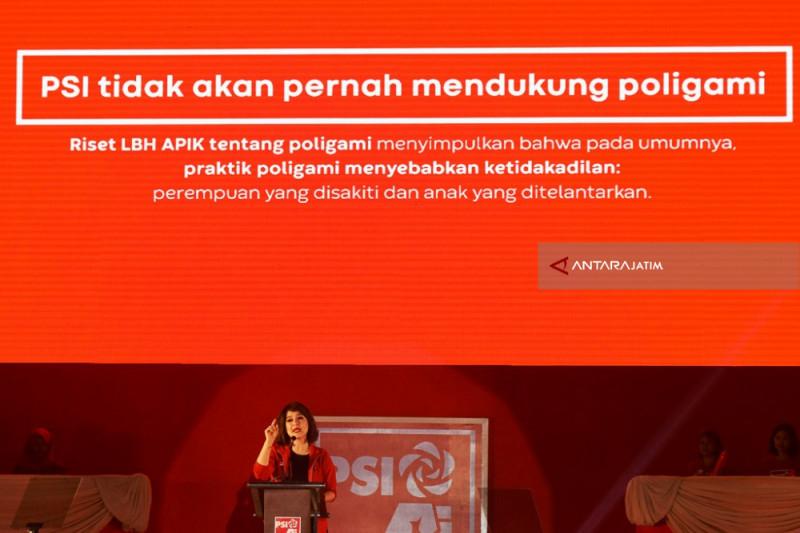 PSI Perjuangkan Larangan Poligami bagi Pejabat Publik