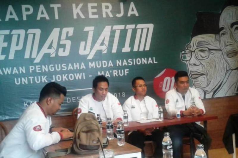 Menangkan Jokowi, Repnas Jatim Perkuat Suara UMKM