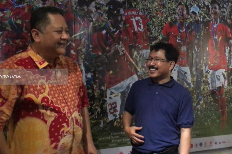 Wakil Wali Kota Whisnu Siap Maju Cawali Surabaya