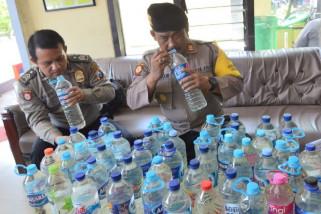 Polres Ponorogo Ungkap Penjualan Minuman Keras