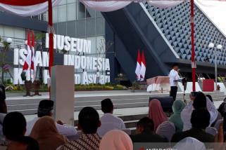 Presiden Jokowi Ingatkan Pentingnya Jaga Persatuan Bangsa
