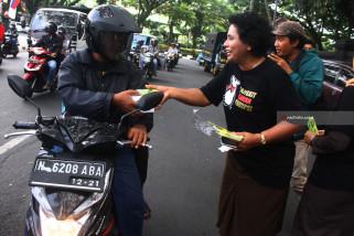 Aksi Simpatik Hari Anti Korupsi