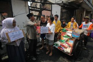 Bantuan Korban Kebakaran