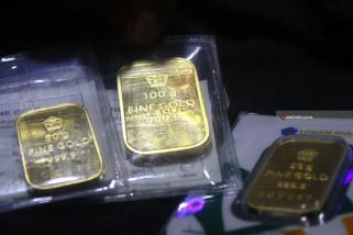 Emas Tertekan Penguatan Dolar AS