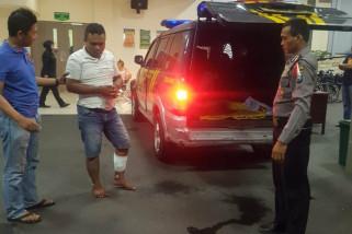 Polisi Surabaya Lumpuhkan Bandit Motor