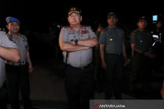 Selidiki Penyebab Jalan Ambles, Tiga Pekerja Proyek Diperiksa Polisi
