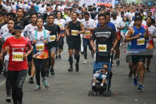 Lari Amal Pelindo III