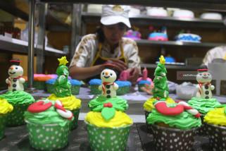 Permintaan Kue Natal Meningkat