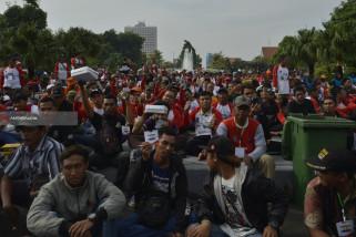12.050 Paket Sembako Dibagikan Saat Pesta Cak Koen Surabaya 2018