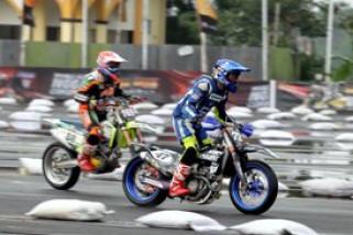 Pebalap Internasional Ramaikan Trial Games Asphalt 2018 di Malang