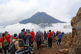 Rencana Pembatasan Pendaki Gunung Ijen