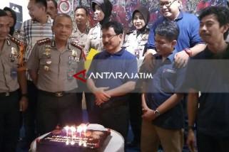 Kapolrestabes: LKBN Antara Turut Jaga Surabaya