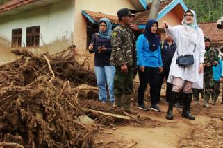 Percepat Penanganan Banjir Bandang di Probolinggo