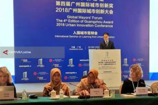 KJRI : Kota Surabaya Pimpin Peringkat Pertama Guangzhou Award