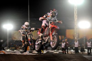 Gerry Salim Fokus Persiapan Supermoto Internasional