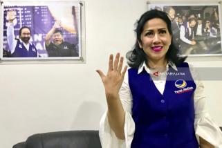 Venna Melinda: Salah Satu Alasan Pindah Partai Karena Jokowi
