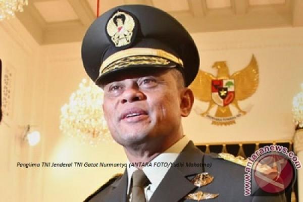 Gatot Nurmantyo Resmi Panglima TNI