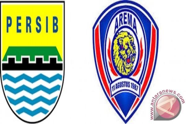 Persib kalahkan Arema 2-1 dalam laga ujicoba