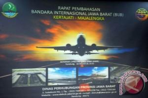Verifikasi peralatan navigasi Bandara Kertajati dilakukan Kamis