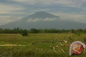 Jalur Pendakian Gunung Ciremai Ditutup Akibat Terbakar