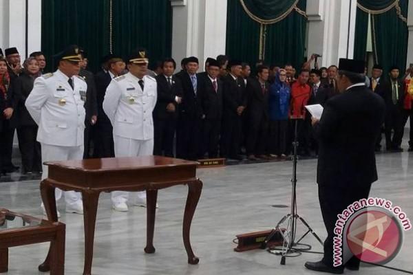 Agenda Gubernur Jabar Senin, melantik PJ Wali Kota Cirebon