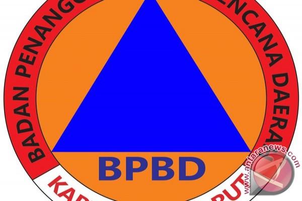 BPBD Garut Ungsikan Warga Hindari Bahaya Longsor