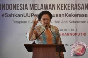 Megawati Instruksikan Pengurus/kader Menangkan Pilgub Jabar 2018