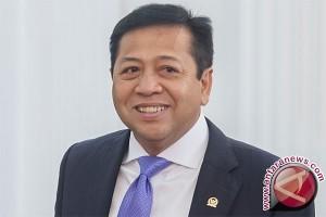 Setya Novanto dijadwalkan Lantik Pengurus Golkar Jabar
