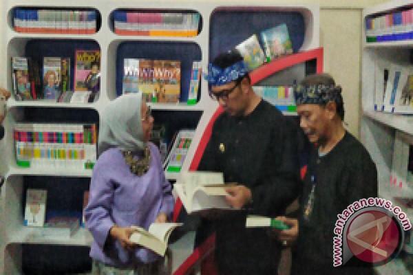 Pemkot Bandung Berencana Tambah Tiga Perpustakaan
