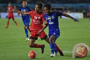 Emas Sepak Bola Sempurnakan Jabar Juara Umum