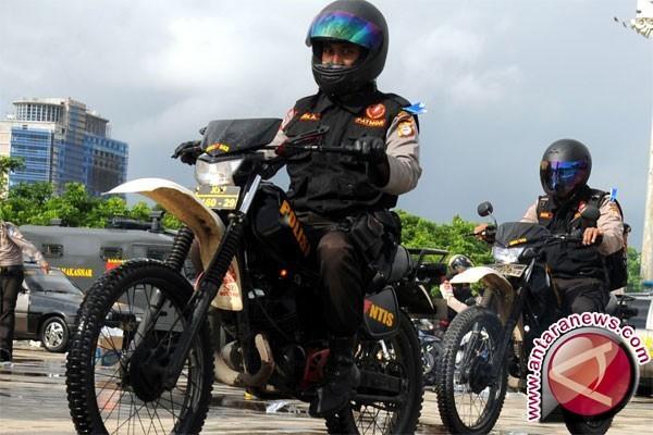 500 polisi amankan pengundian nomor urut Pilwalkot Bandung