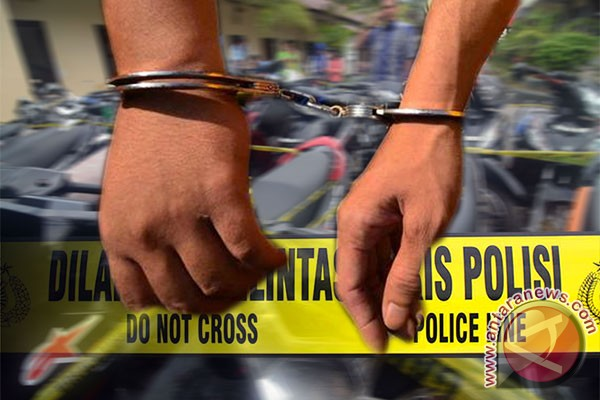 2 remaja pelaku kriminal yang viral akhirnya diringkus polisi Bekasi