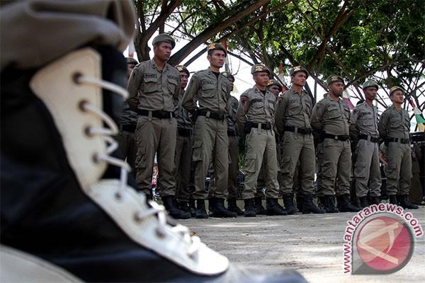 Satpol PP Cianjur amankan 12 wanita diduga psk