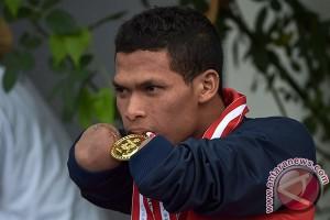 Miswan Atlet Sekaligus Penjahit Keluarga Presiden Jokowi