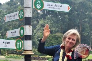 Aplikasi  Mudahkan Pengunjung Jelajahi Kebun Raya Bogor