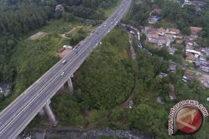 Bus Sudah Bisa Melintasi Jembatan Cisomang