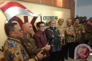 Kantor Regional 2 Jawa Barat OJK  Diresmikan