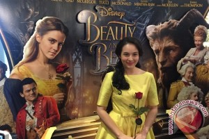 "Reaksi Selebriti Usai Nonton ""Beauty and the Beast"""