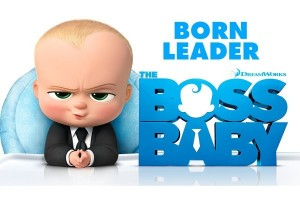 """The Boss Baby"" Taklukkan ""Smurfs"""