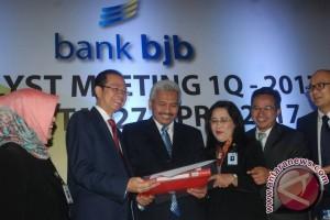 BJB Triwulan-I 2017 Salurkan Kredit  RP62,7 Triliun